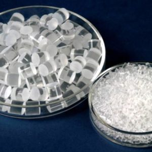 Quartz Solid Rod Stock Beads