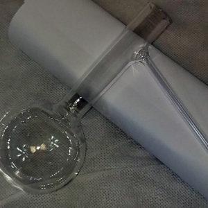 Quartz Distilling Flasks