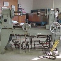 Glassblower's Lathe