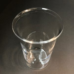 Quartz-Tall-Form-Berzelius-Beaker-No-Pour-Out