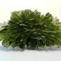 moldavite-besednice quartz