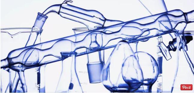Chemistry Laboratory Glassware Gallery